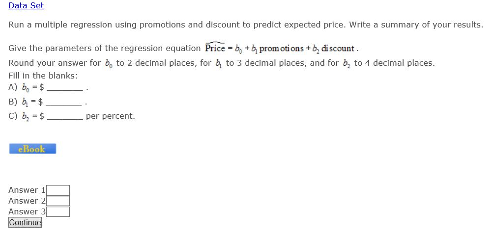 Statistics and probability archive april 26 2016 chegg how does the frequency that a supermarket product is promoted at a discount affect the price that customers expect to pay for the product fandeluxe Choice Image