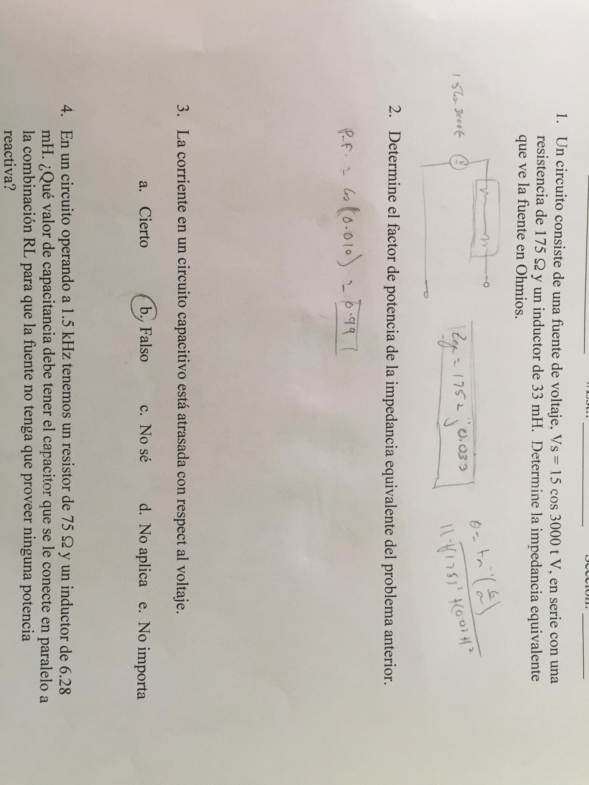 Circuito Paralelo Y En Serie : Solved un circuito consiste de una fuente de voltaje v s
