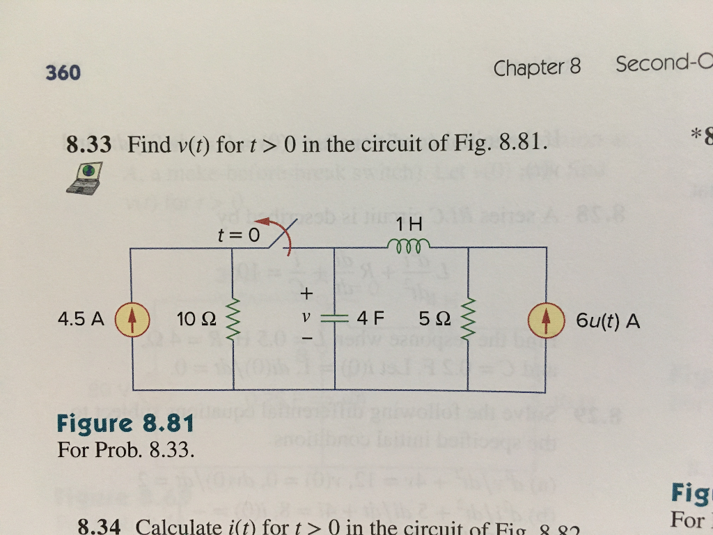 Solved: Textbook Is Fundamentals Of Electric Circuits (6th ...