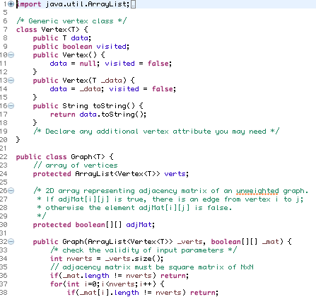 Solved: Please Complete The FindPathBFS() Method  Here's P