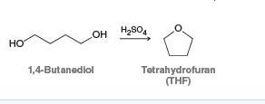 1,4-Butanediol Tetrahydrofuran THF