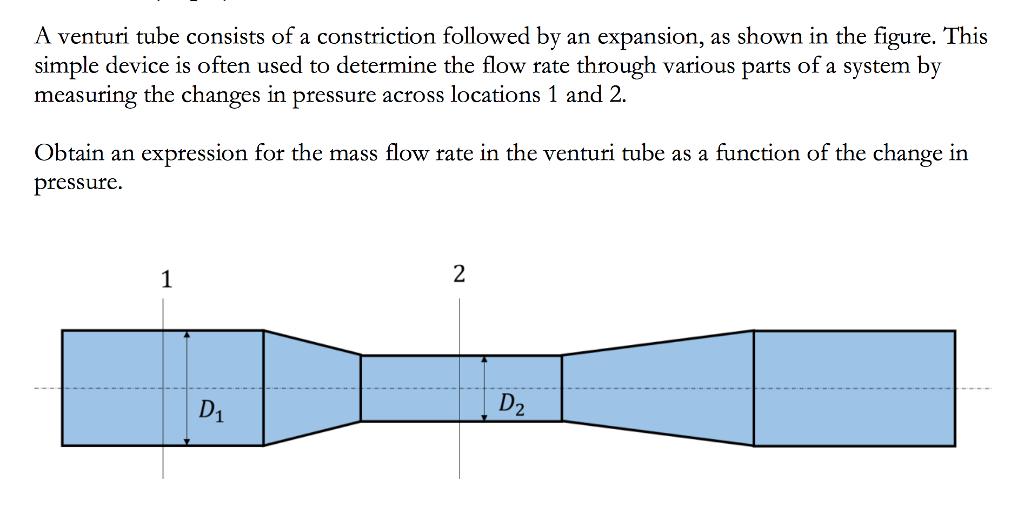 how to adjust venturi tubes