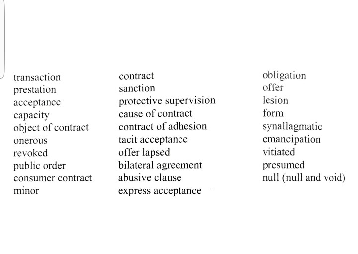 Solved Part 2 Defines These Legal Terms According To Ca