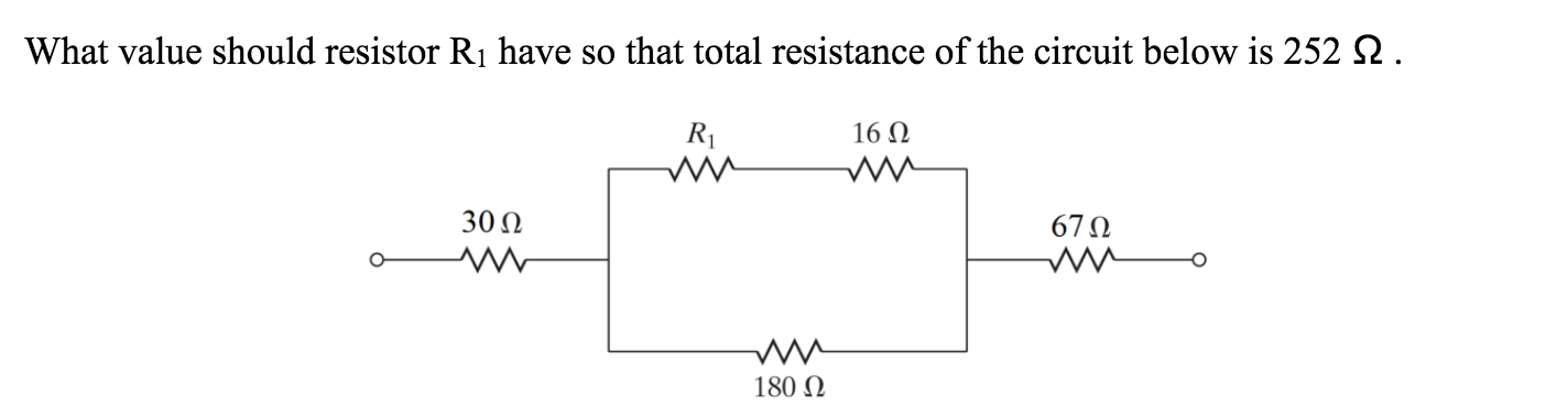 resistor and total resistance The resistance of a resistor can be calculated when the resistivity of the resistor material and its length and cross-sectional area are known.