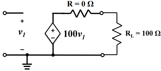 Solved: A  Implement The Voltage Amplifier Shown Below Usi