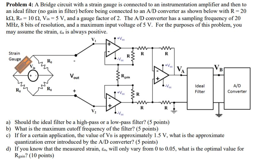 design make test and evaluate a strain gauge sensor essay The strain-gauge acquisition will be employed in order to qualify structural behaviour of the vehicle and to evaluate the external loads (shear, and moments) in order to.