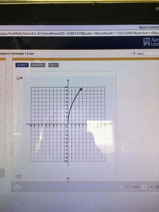 Algebra archive august 26 2016 chegg apex lear saceweblaunch2 enrollment id 33401 479role soutlineid 7262 53001 ion og le a search ra il semester 1 exam submitanswer next question fandeluxe Choice Image