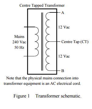 Rectification Circuit Diagram | Solved Draw The Circuit Diagram For A Full Wave Rectifier