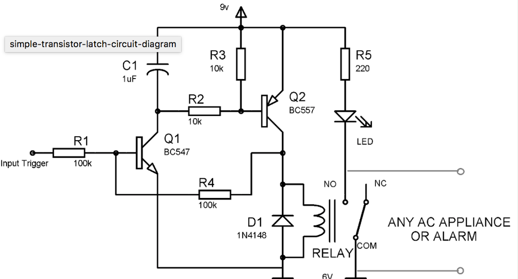 Create A Reset Button For The Following Circuit By... | Chegg.com