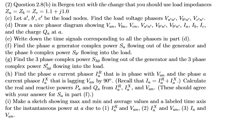 Solved   2  Question 2 8 B  In Bergen Text With The Change