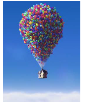 solved in the disney pixar movie up the main character u