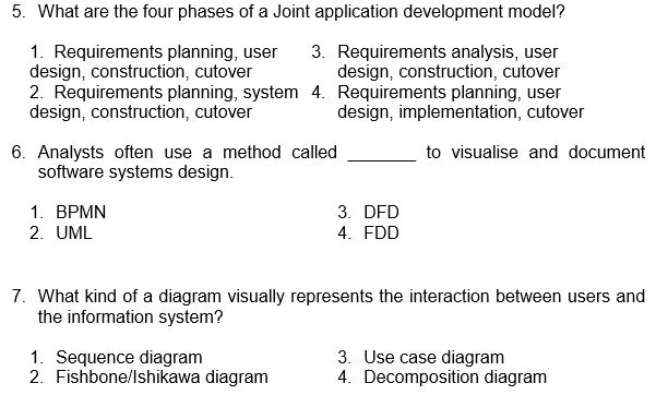 Solved 1 Requirements Modelling Involve To Describe The Chegg Com