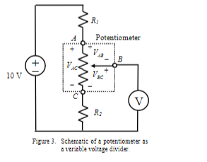 Phenomenal Solved For The Potentiometer Circuit In Experiment 1 Ste Wiring Digital Resources Cettecompassionincorg