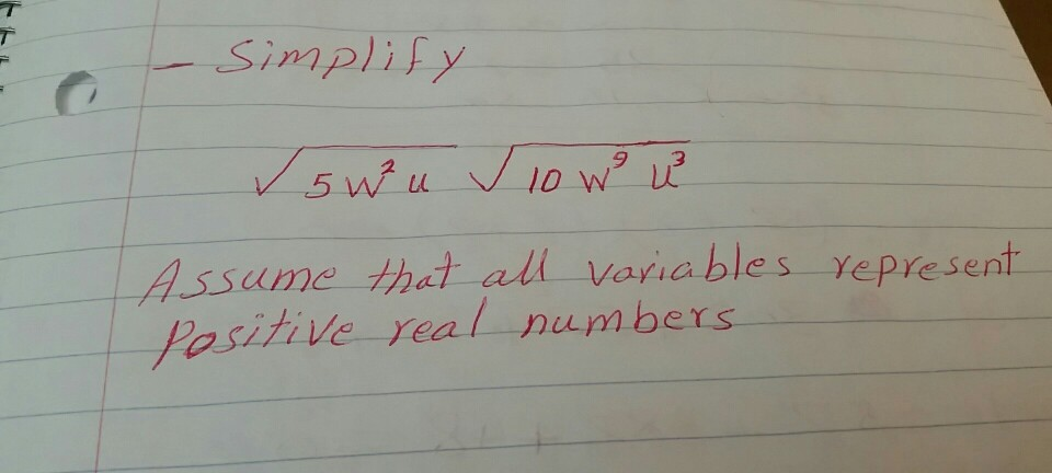 Simplisy ASS d me that all-variables yepresenr_ Posihive real numbers