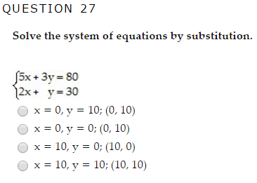Solved: QUESTION 21 Find The Value For The Function  Find