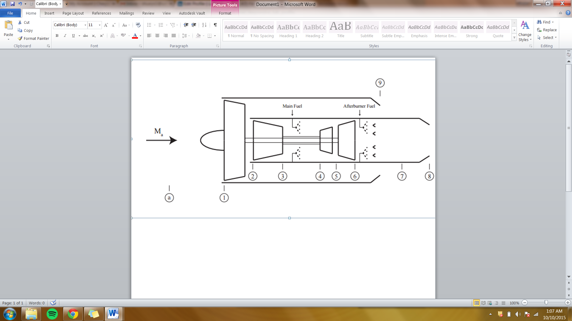 A Schematic Of Twin Spool Turbofan Engine Is Giv Compression Test Diagram