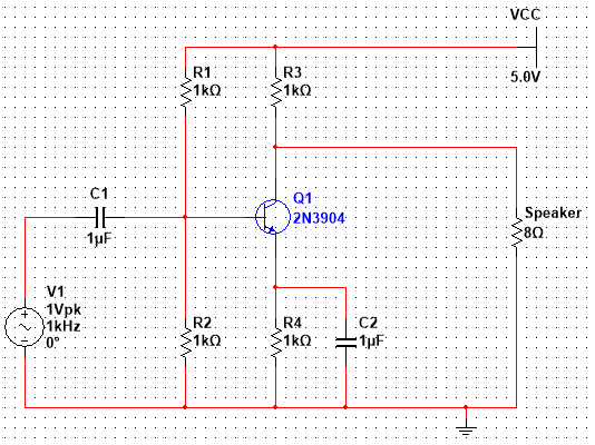 Solved: Hello, I Am Trying To Design An Audio Amplifier Wi