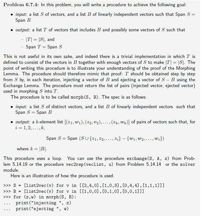 Image Morphing Python Code