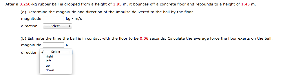 bounce height when a ball is dropped essay Transcript of the relationship between ball drop height and bounce height the relationship between ball drop height and bounce height materials used tennis ball pencil.