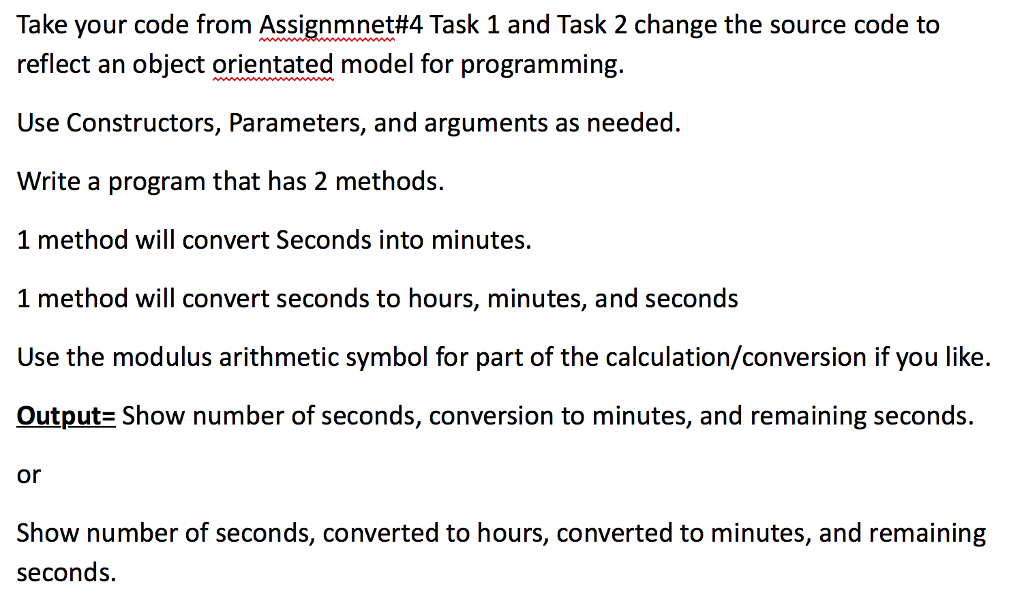 Solved All Information About The Question Task 1 And Tas