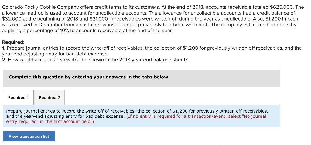 Accounting Archive | November 06, 2017 | Chegg.c