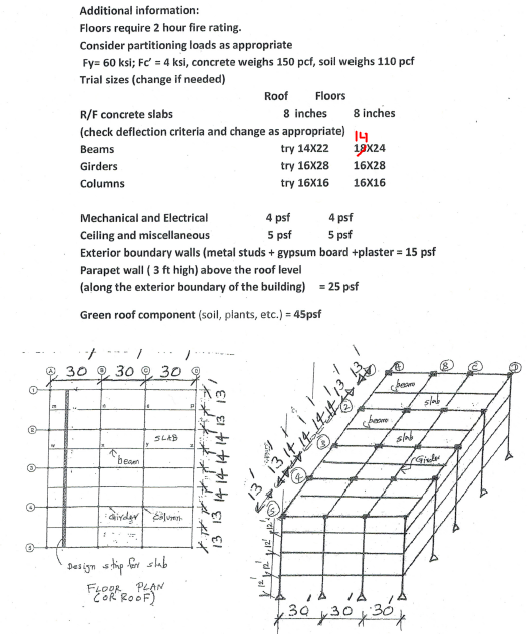 I Need Help On Calculating Dead And Live Loads  PL