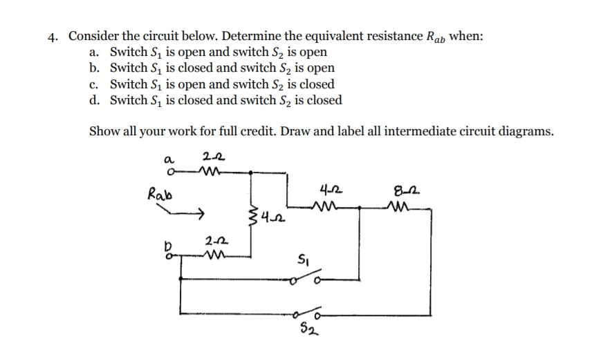 Stupendous Solved Consider The Circuit Below Determine The Equivale Wiring Digital Resources Minagakbiperorg