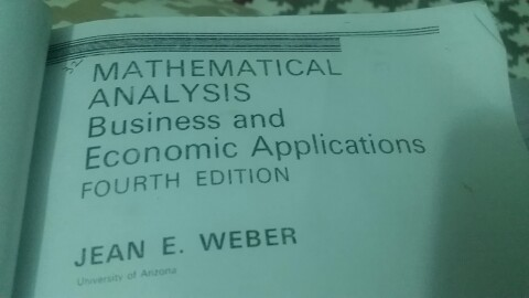 Solved: I Badly Need Solutions For This Book Mathematical