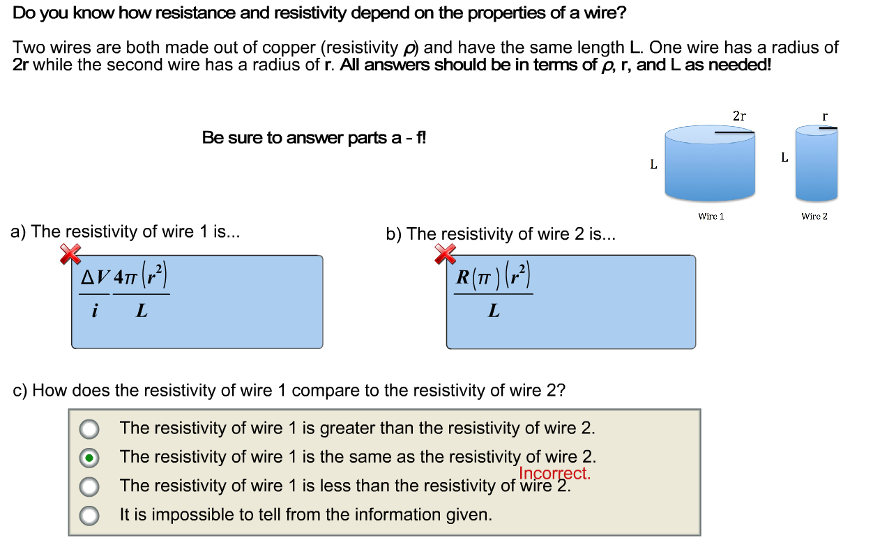 edexcel as physics coursework resistivity