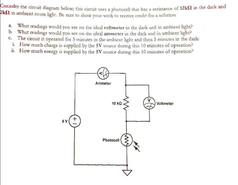 Solved consider the circuit diagram below this circuit u consider the circuit diagram below this circuit uses a ll that has a resistance of ccuart Images