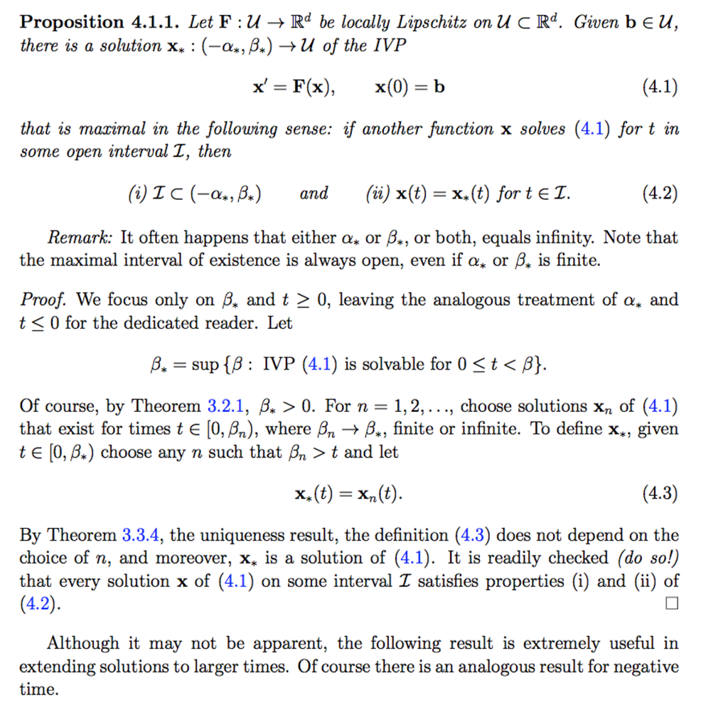 Advanced math archive october 18 2017 chegg a regarding theorem 412 give an example to show that if 00 then the solution of an ivp can stav inside a compact set for all time fandeluxe Choice Image