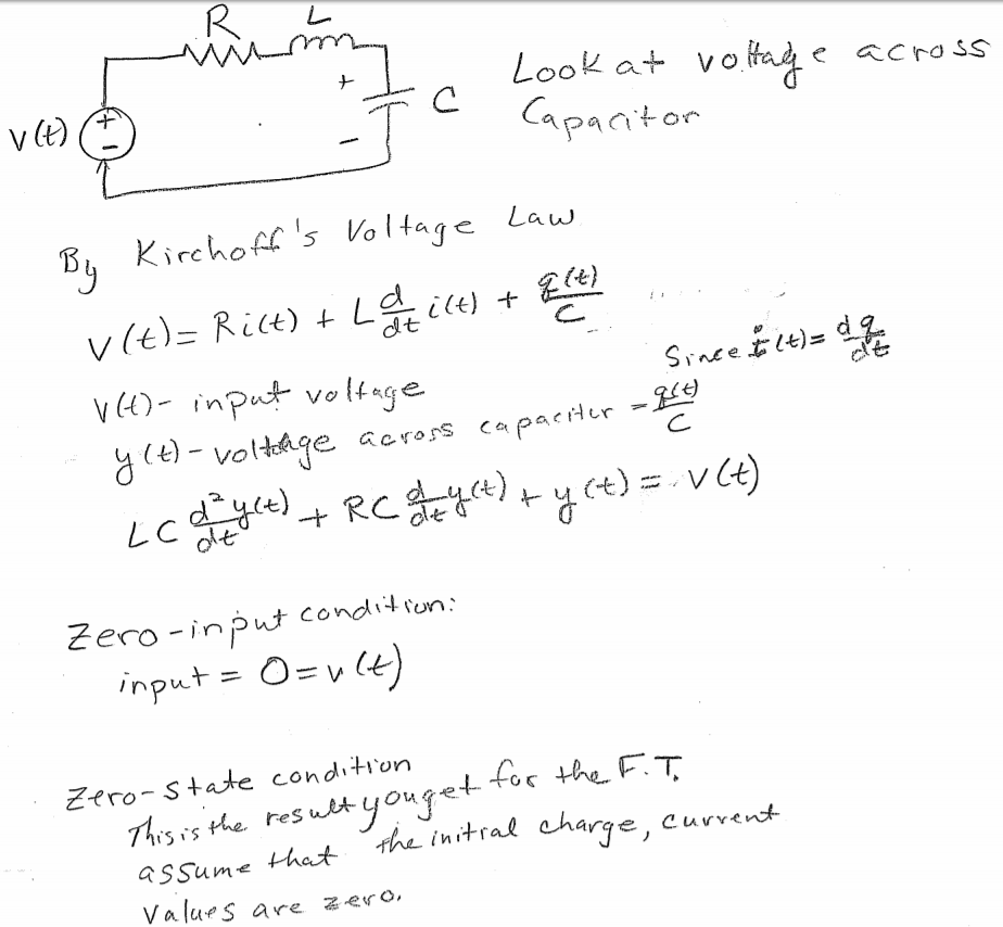 Solved: 4  A Series RLC Circuit (or Resonant Circuit Has T