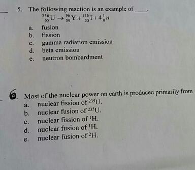 Nuclear fusion ( read ) | chemistry | ck-12 foundation.