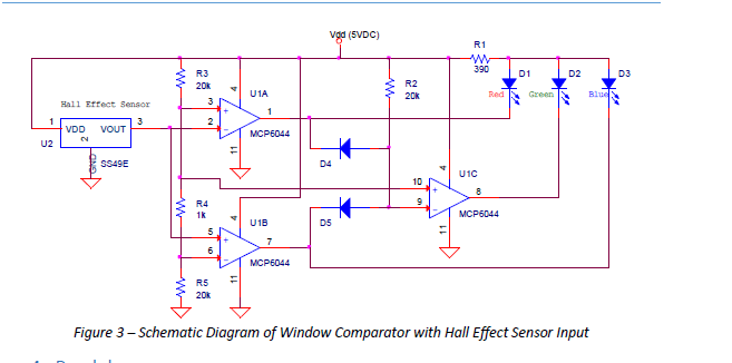 Solved: Explain How A Hall Effect Sensor Works. What Happe ... on