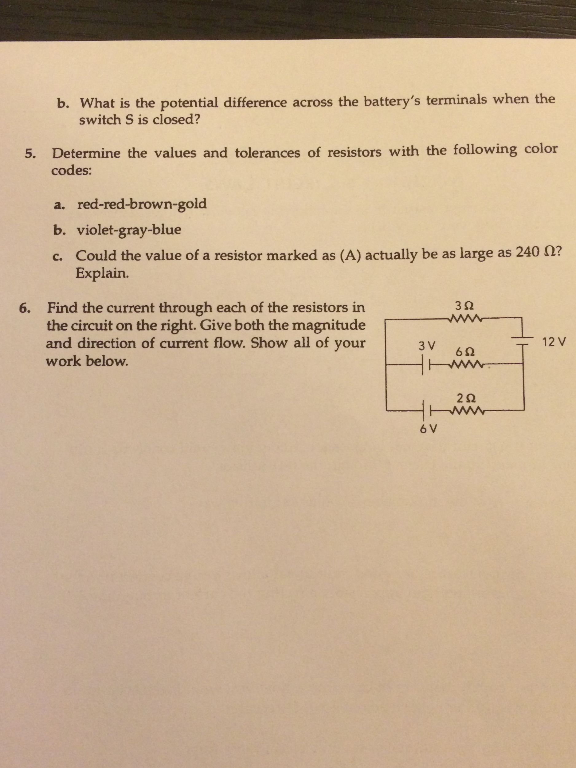 Solved Kirchhoff S Circuit Laws Find The Equivalent Resis