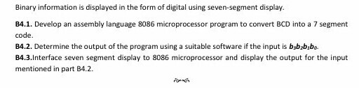 Solved: Ubject: Microprocessor Use Software Tool As, Emula