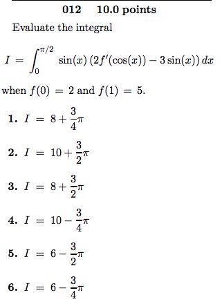 Calculus Archive | February 24, 2015 | Chegg.com