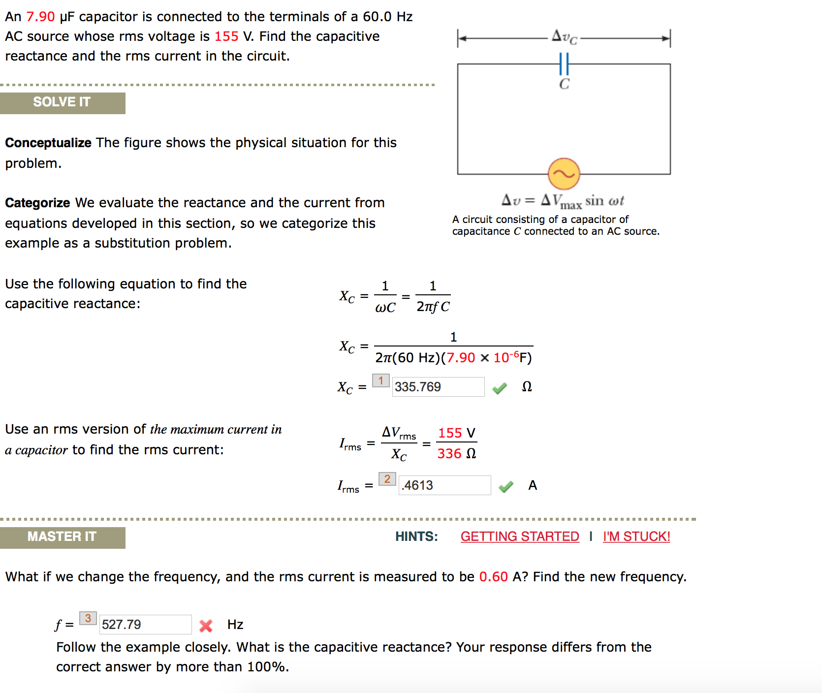 Rms and instantaneous voltage of sine wave (intro to ac) youtube.