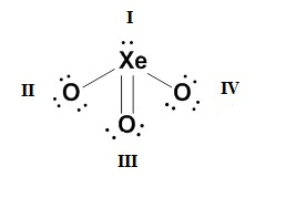 Solved: XeO3 Has Multiple Resonance Structures. What Are T ...Xeo3 Lewis Structure