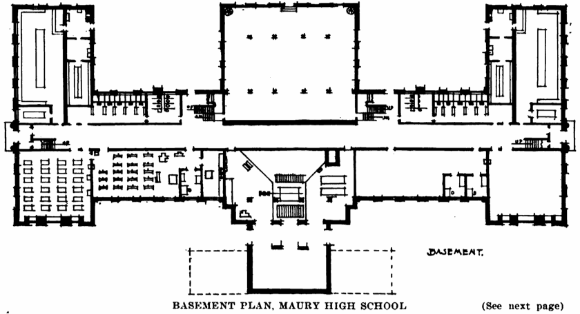 design a wired network for maury high school  your