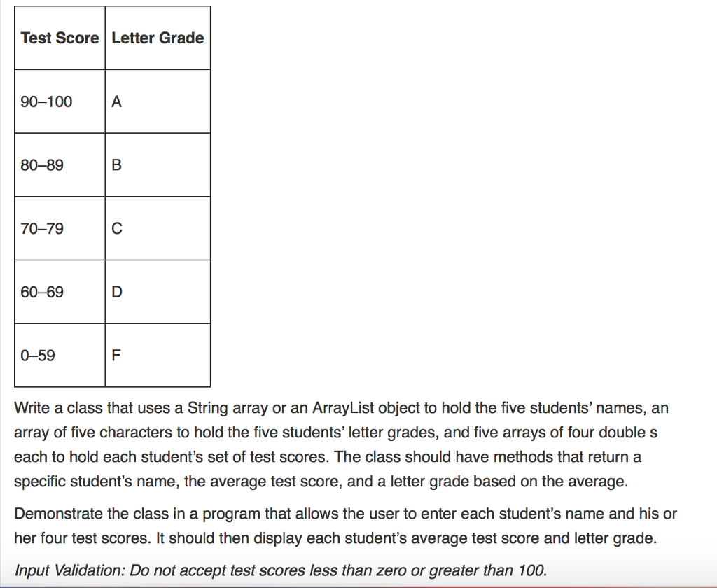 solved grade book a teacher has five students who have ta
