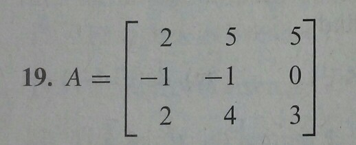 Image for In Exercises 19-23. decide whether the matrix is invertible, and if so, use the adjoint method to find its inv