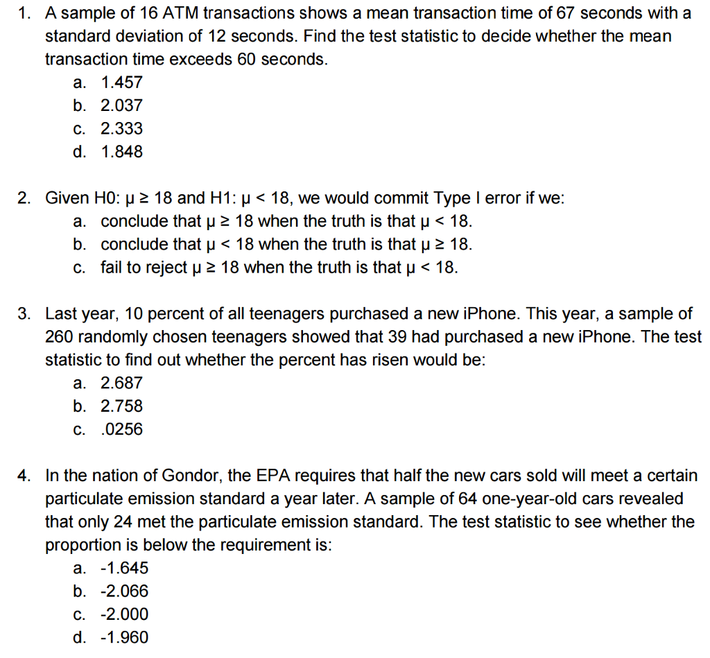Percent Given Mean And Standard Deviation (midterm #38) Ti 84 1 Answer  Statistics