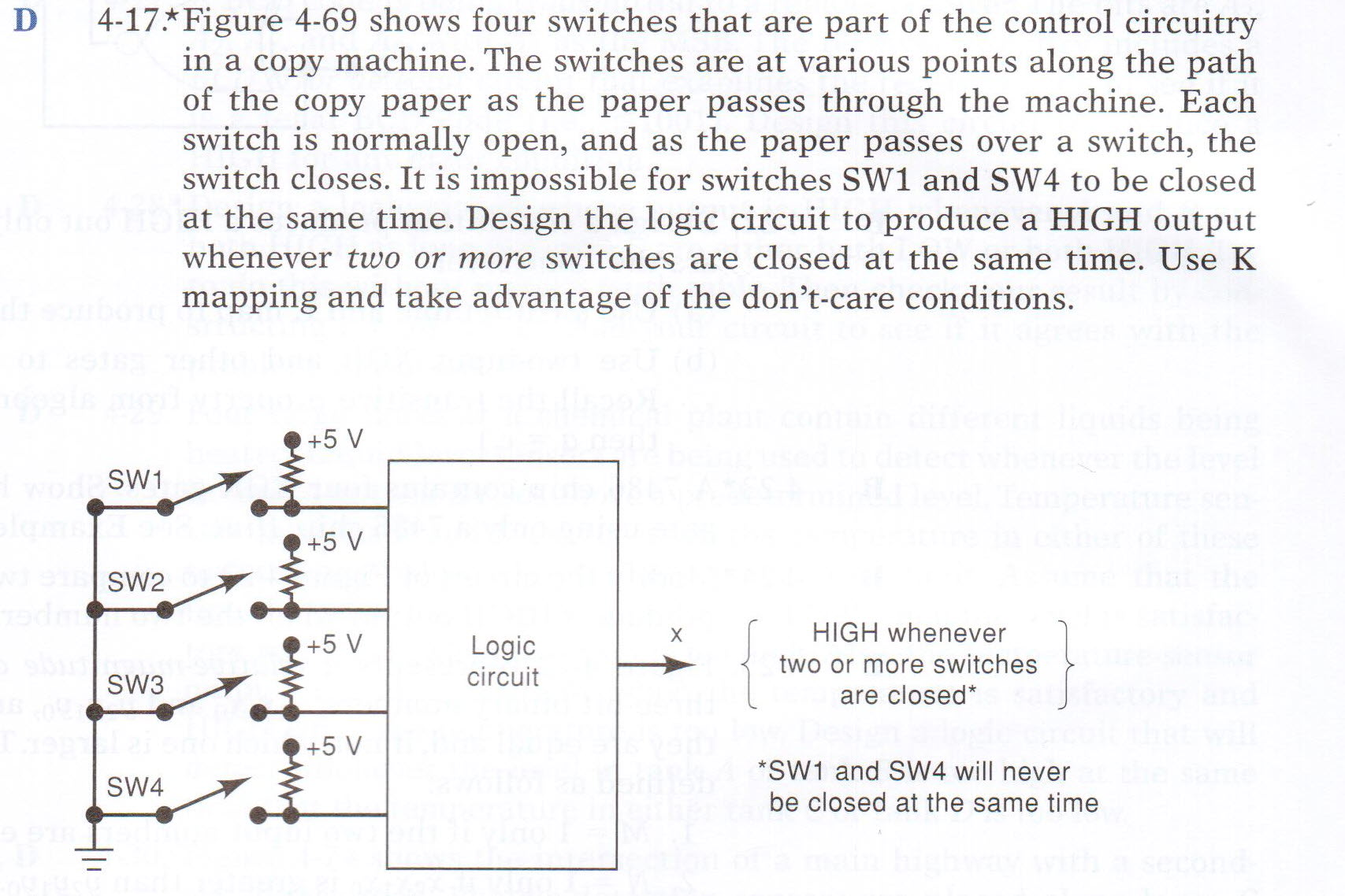 Solved: Figure 4-69 Shows Four Switches That Are Part Of T ...