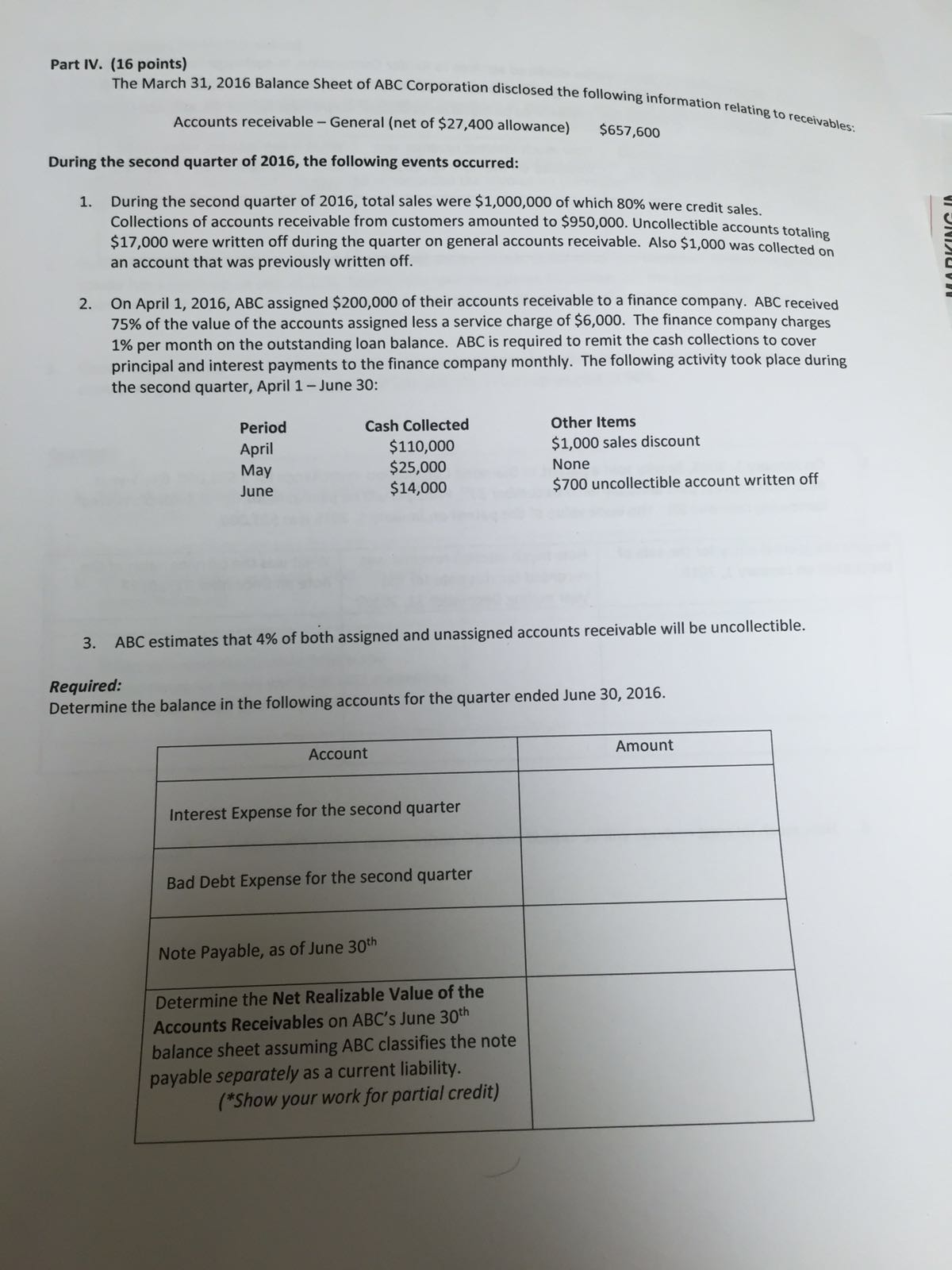 100+ [ When A Worksheet Is Complete The Adjustment Columns Should ...