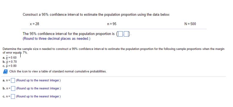 Statistics lecture 8 (chapter 7).