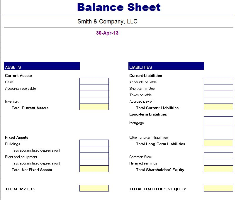 solved final project excel income statement balance she
