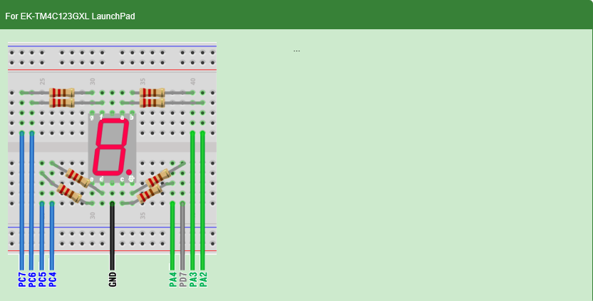 Need Help For The 7 Segment Display: From 0 To F,       Chegg com