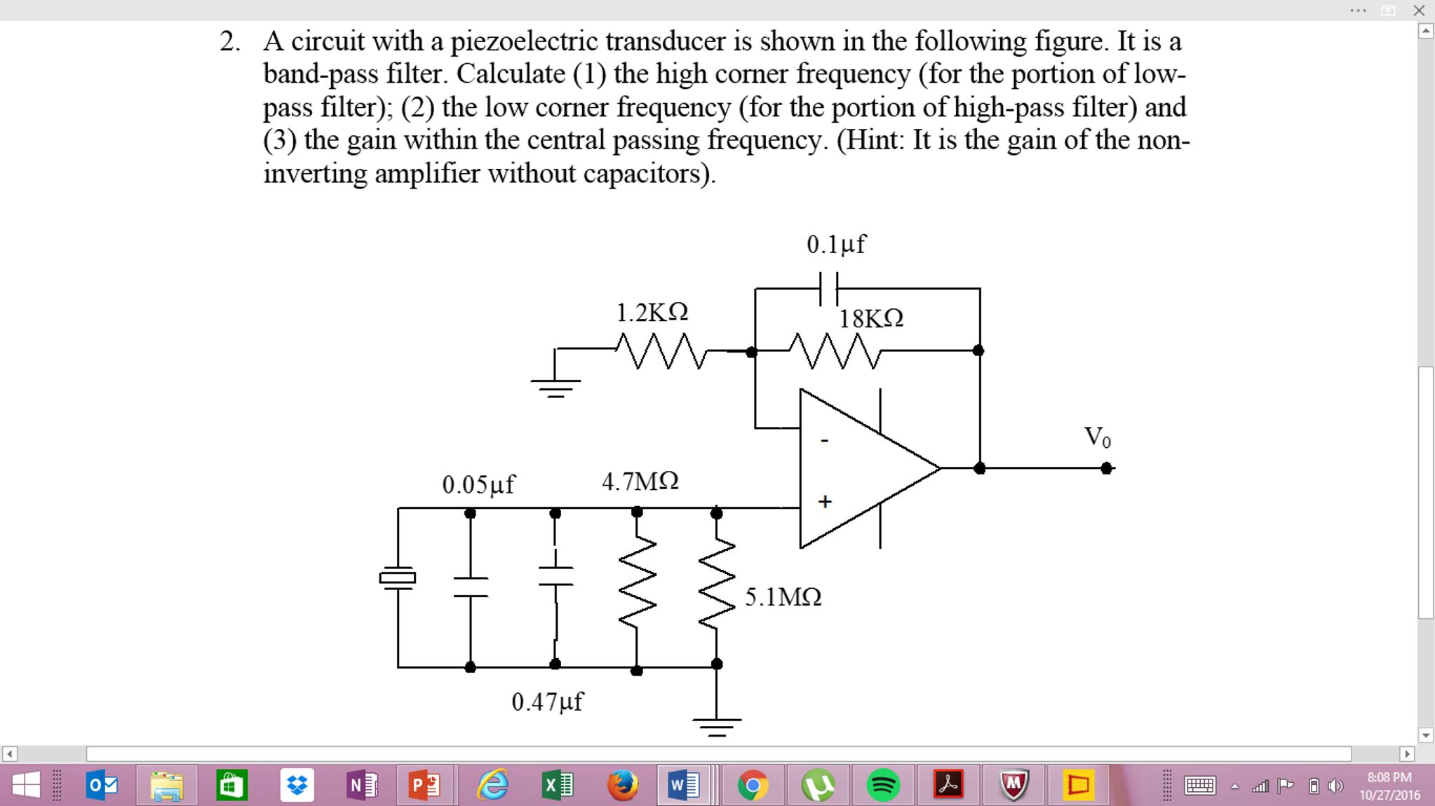 Piezo Transducer Wiring Diagram - Wiring Diagrams ROCK