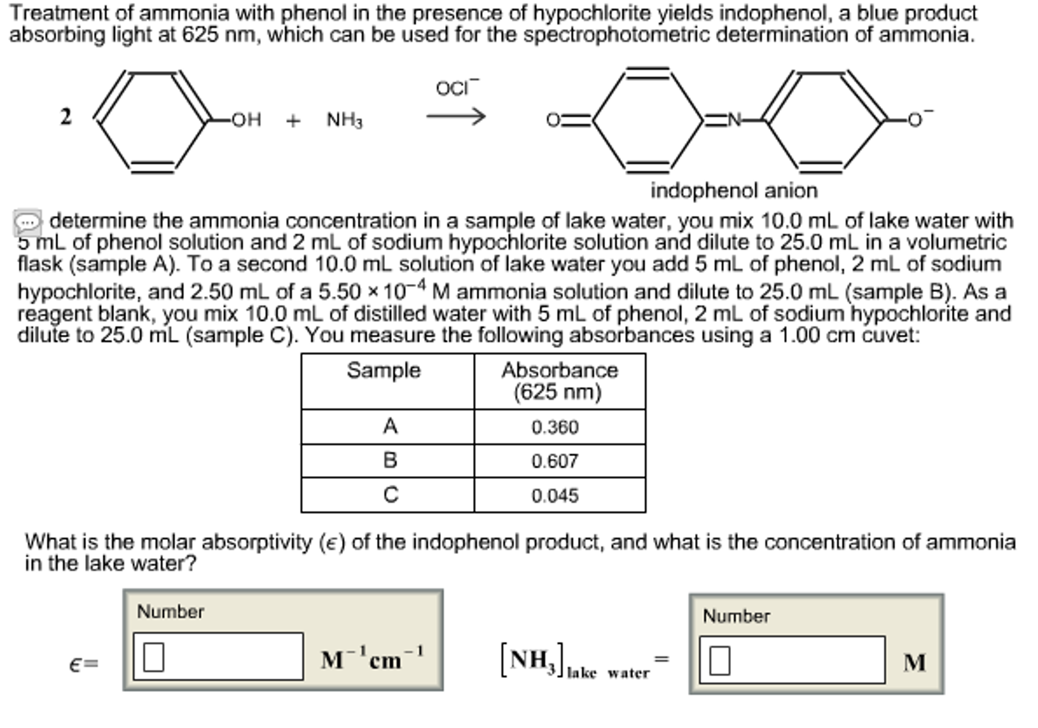"""2 determining the concentration of ammonia Solutions for the problems about """"calculation of ph in the case of monoprotic acids and bases"""" 1 what is the ph of a 01 m acetic acid solution."""